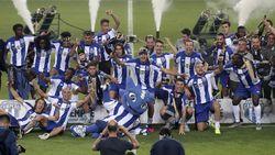 Momen Emosional Casillas Saat Porto Juara Liga Portugal
