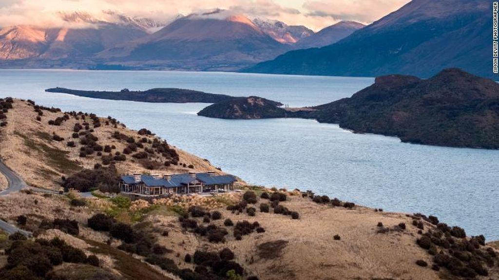 New Zealand, Tempat Pelarian Orang Amerika Serikat dari Kiamat