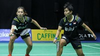 Toyota Thailand Open: Siti/Ribka Kandas di Tangan Unggulan Tujuh