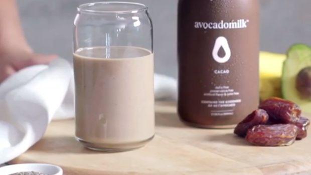 Susu Terbuat dari Alpukat