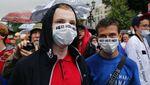 Warga Rusia Demo Tolak Putin Jadi Presiden Seumur Hidup