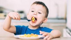Si Kecil Hanya Mau Makan Telur Saja, Apakah Nutrisinya Cukup?