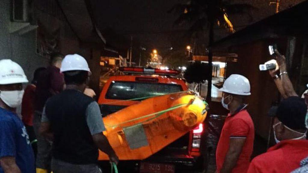 Banjir dan Longsor di 5 Kecamatan Sorong, 3 Orang Tewas-RS Terendam