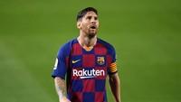 9 Tim yang Gawangnya Belum Pernah Dijebol Lionel Messi