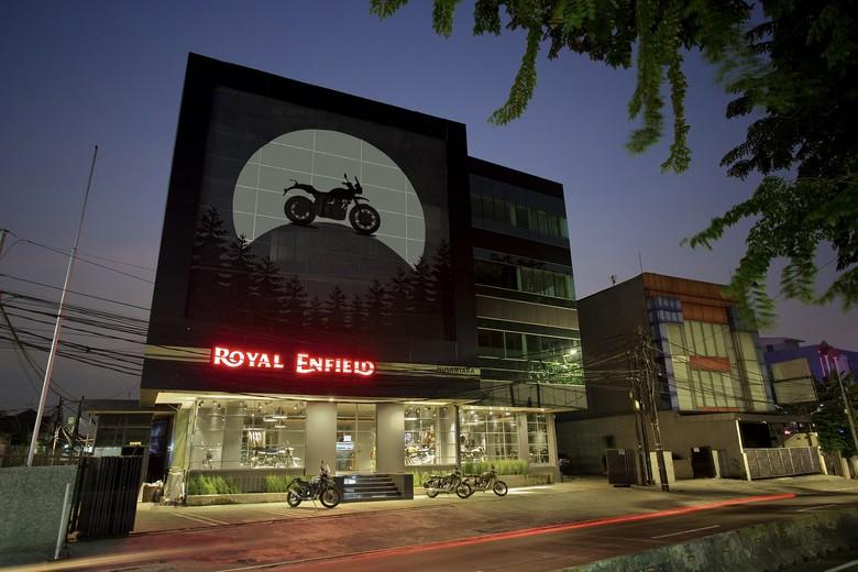 Dealer Royal Enfield di Pondok Indah, Jakarta Selatan