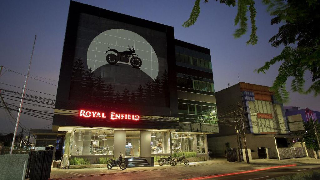 Sempat Nyaris Tak Berjualan, Royal Enfield Perlahan Pulih