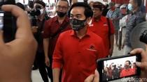 Gibran-Teguh ke Semarang Jemput Rekomendasi Gerindra di Pilkada Solo