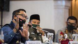 Ridwan Kamil Perpanjang PSBB Bodebek hingga 27 Oktober 2020