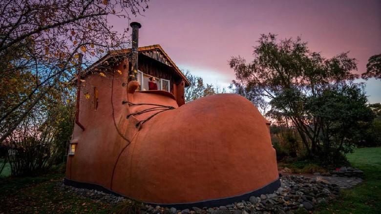 Jester House di Selandia Baru