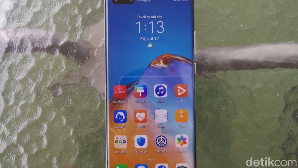 Huawei P40 Pro Plus, Jagoan yang Elegan