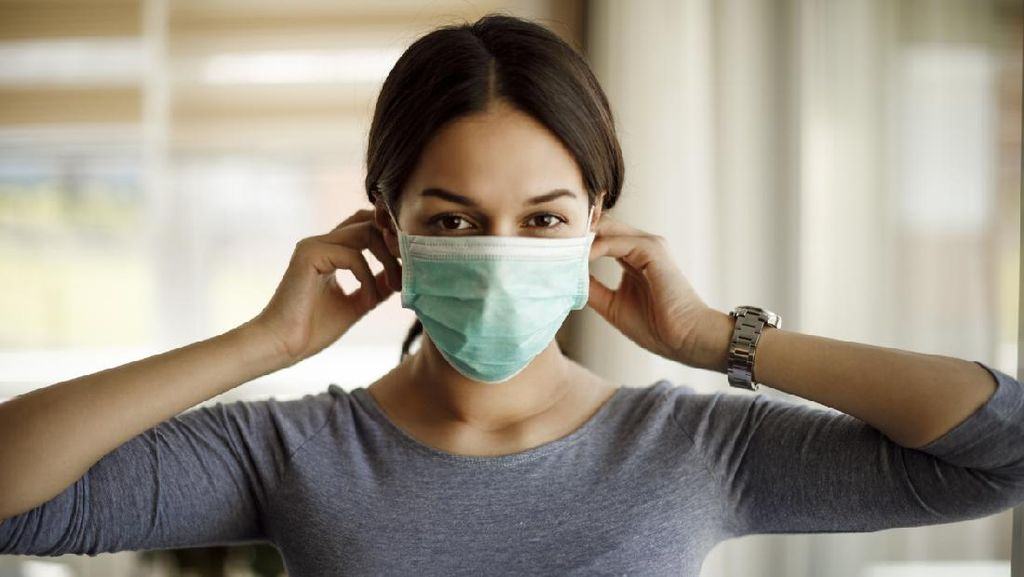 Warga AS Kini Tak Wajib Pakai Masker dan Jaga Jarak! Tapi Ada Syaratnya