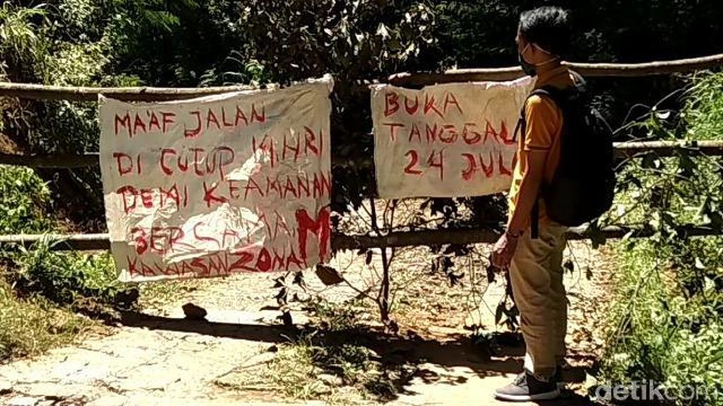 Kampung di Lereng Merbabu Ini Ditutup Usai 1 Warga Kena COVID-19