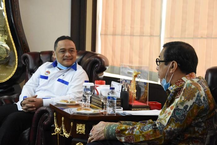 Badan Perlindungan Pekerja Migran Indonesia (BP2MI) terus menggalang dukungan untuk membentuk Satgas pemberantasan sindikat pengirimian PMI ilegal.