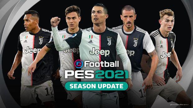 Konami selaku pengembang dari Pro Evolution Soccer (PES), baru saja mengumumkan tanggal rilis dari PES 2021.