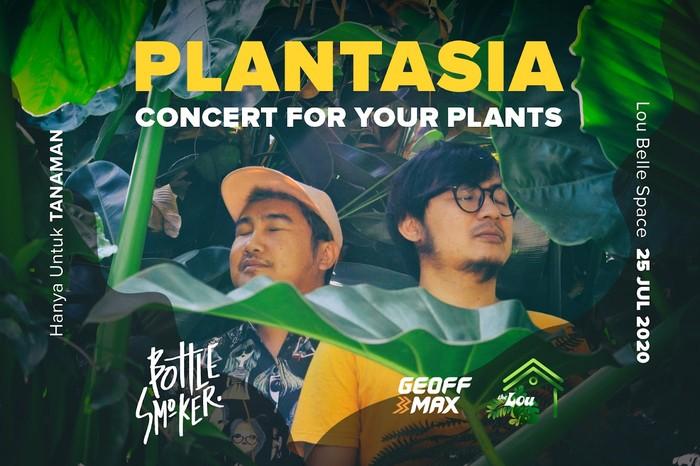 Konser Plantasia Bottlesmoker.