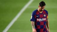Bos Inter Sudah Ketemu Perwakilan Messi?