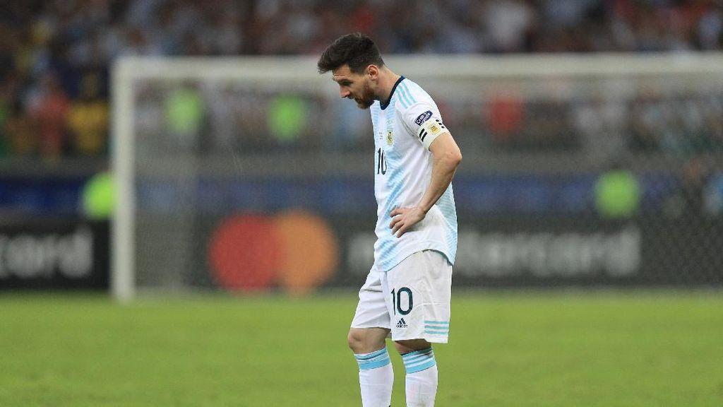 Lionel Messi Kurang Dihargai di Negerinya Sendiri