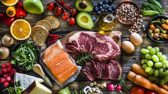 Kombinasi Makanan Sehat Untuk Tubuh