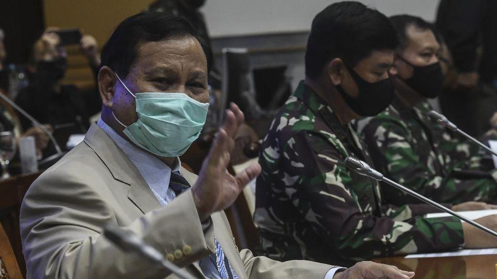 Survei Capres Charta Politika: Prabowo Teratas, Disusul Ganjar-Anies