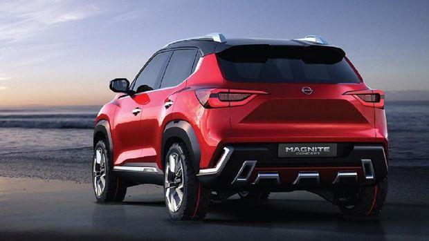 Nissan Magnite, SUV mungil yang Mirip Datsun