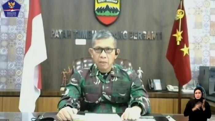 Pangdam I Bukit Barisan, Mayjen TNI Irwansyah
