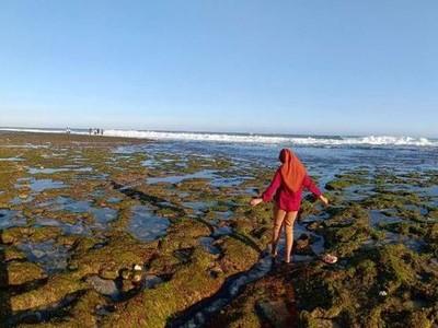 Ini Pantai Kuta Tempo Dulu Tapi di Yogyakarta