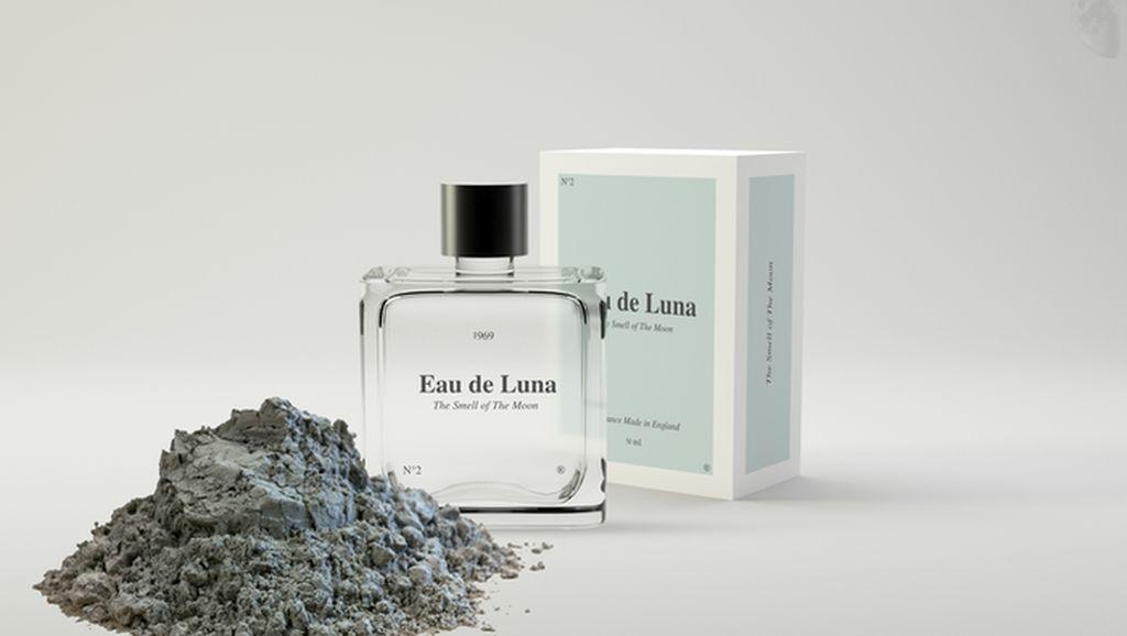 Hmm, Parfum Unik Ini Tawarkan Beraroma Bulan