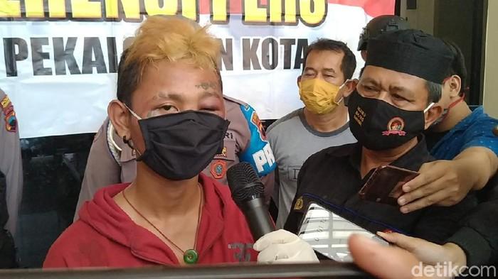 Pembunuhan sadis ABG di Pekalongan, Jumat (17/7/2020).