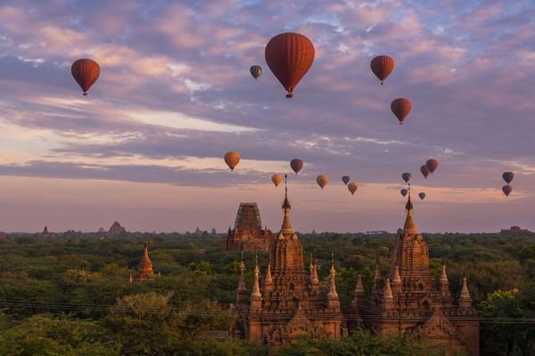 Myanmar juga tertutup untuk turis. Traveler dapat memantau secara berkala di situs-situs ini untuk mendapat info yang akurat atau langsung berkunjung ke situs kedutaan yang bersangkutan. Berikut situs rekomendasinya, Kayak.com, Travelbans.org, Covidcontrols.co (Foto: Istimewa/dok.Bored Panda/Martien Janssen)