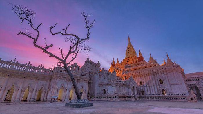 Pesona Bagan, Kota 10.000 Kuil di Myanmar