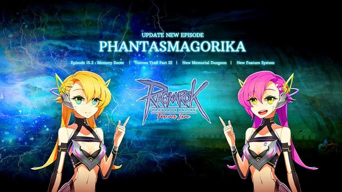 Game Ragnarok Forever Love kebagian update Episode 15.1 dan 15.2.