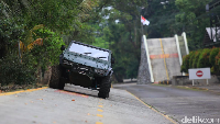 Prototipe Rantis Maung Pakai Mesin Toyota Hilux, Bagaimana Kalau Sudah Produksi?