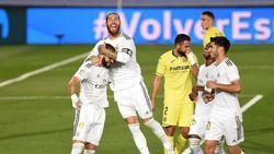 Inter Vs Madrid: Los Blancos Pincang Tanpa Benzema dan Ramos