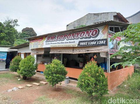 rumah makan soponyono