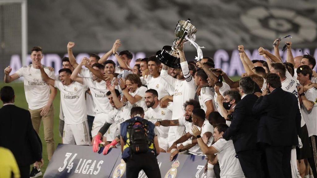 Setelah Pandemi Corona Berakhir, Real Madrid Akan Kunjungi Irak