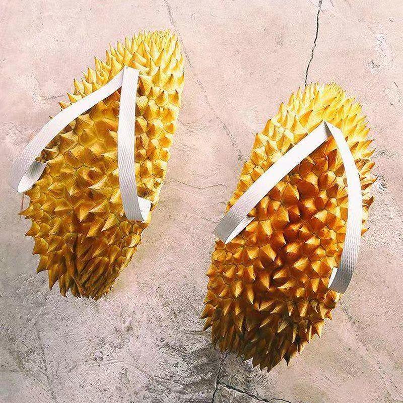 Sandal Jepit Cangkang Durian