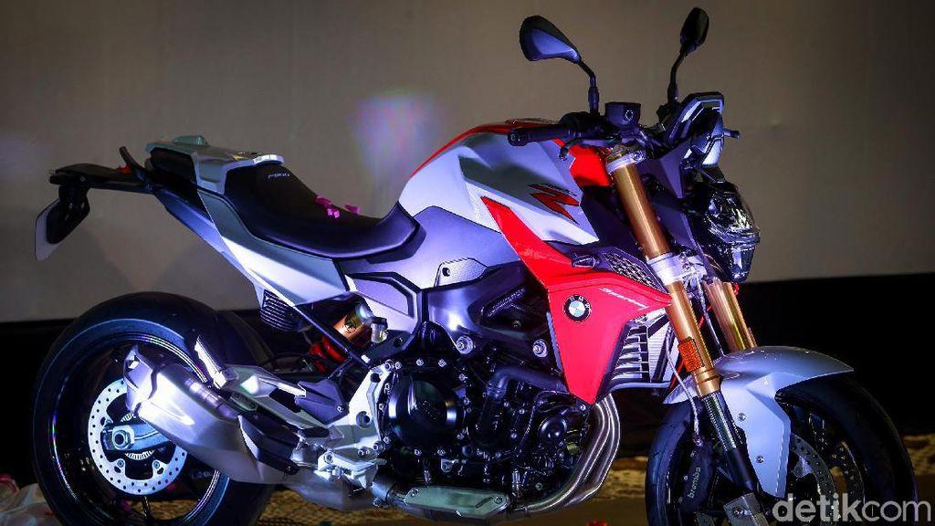 Sangar! Motor Baru BMW Motorrad Dibanderol Rp 380 Juta