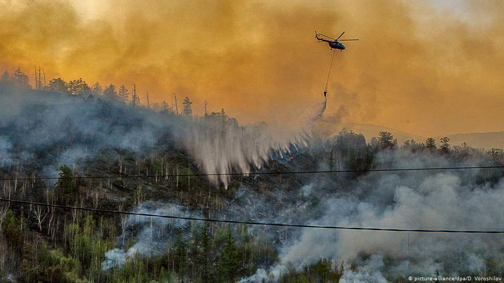 Siberia Alami Fenomena Iklim Baru, Dipicu Dampak Aktivitas Manusia