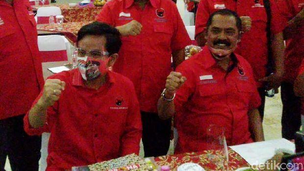 Gibran Rakabuming Raka akhirnya resmi mengantongi rekomendasi dari PDIP untuk maju di Pilkada Solo.