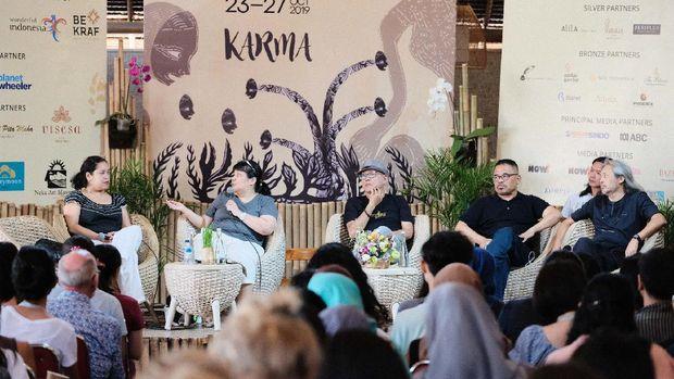 Ubud Writers and Readers Festival 2020 Ditunda