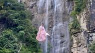 Wisata China Tawarkan Sensasi Terbang ala Bintang Film Kung Fu