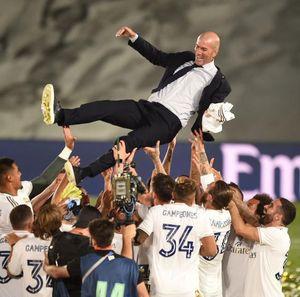 Anelka: Dengan Zidane, Madrid Mampu Banget Comeback atas Man City
