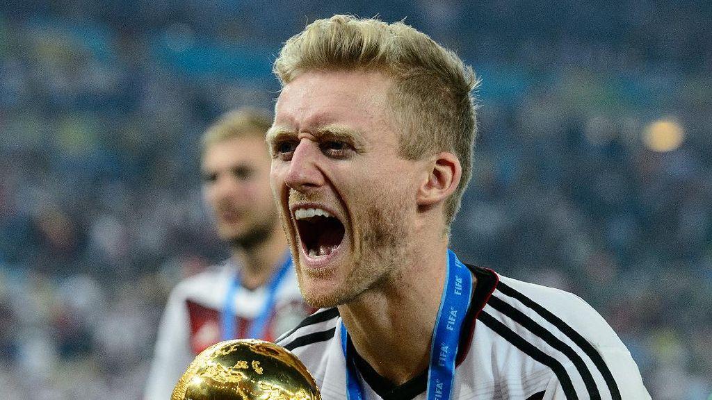 Andre Schuerrle Sudah Hilang Motivasi Sejak di Chelsea