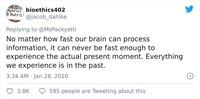 Informasi bisa kita dapatkan dari mana saja termasuk media sosial. Berikut ini adalah fakta unik yang dibagikan netizen.