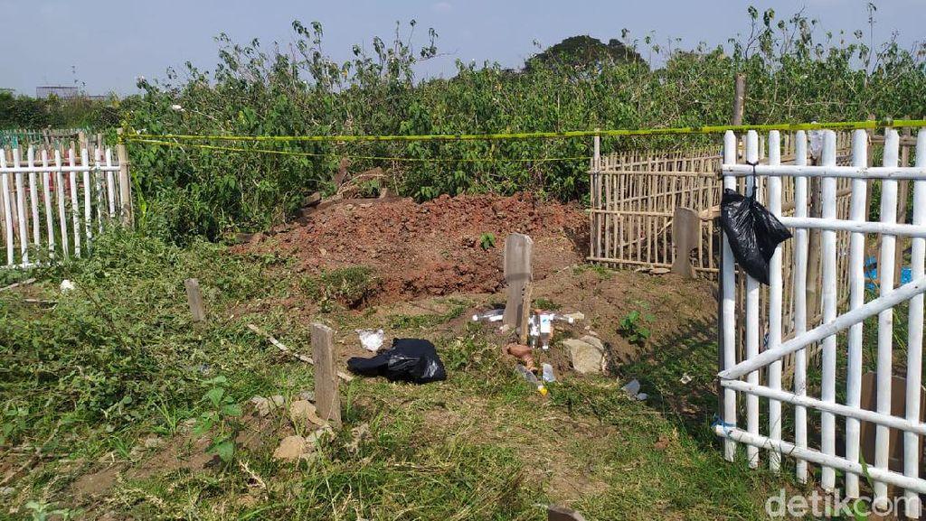 Pembongkaran Makam di Bekasi Dikaitkan Ilmu Hitam, Ini Kata Polisi