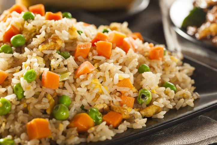 Masak nasi goreng