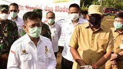 Target Swasembada, Gubernur Sulut Dorong Petani Tanam Padi Ladang