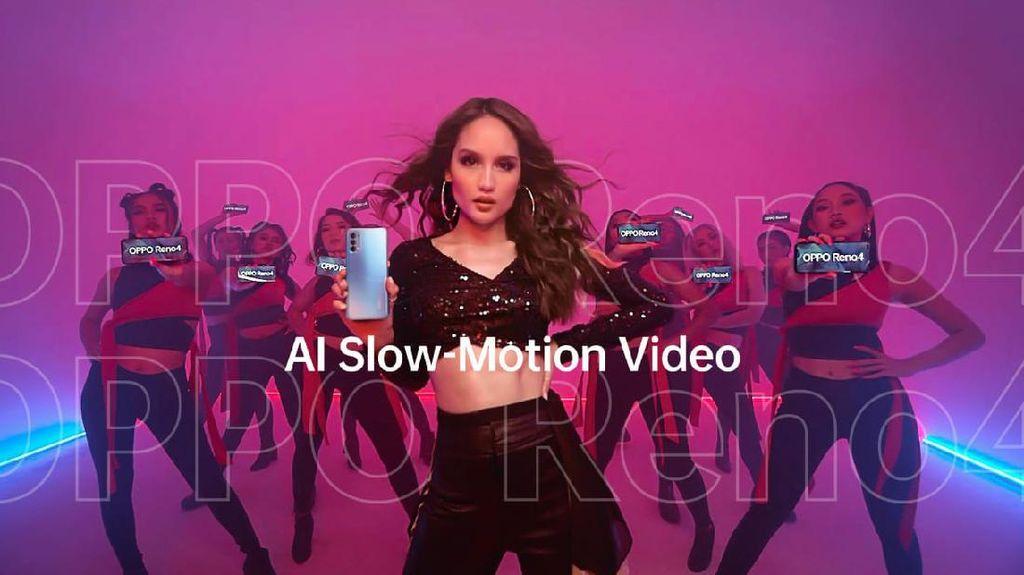 OPPO Reno4 Terungkap Bawa Video Slow Motion 960 FPS