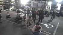 Polisi Bubarkan Balap Liar di Makassar, 7 Orang Diamankan
