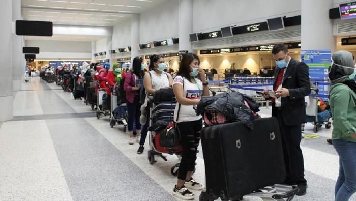 Proses pemulangan WNI dari Suriah